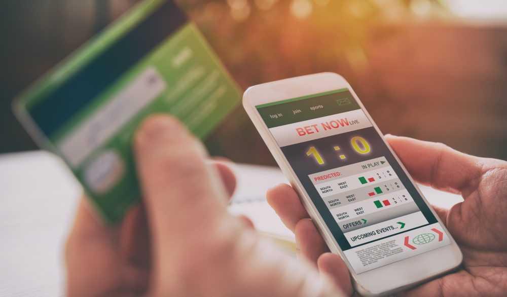 application paris sportifs pour votre mobile